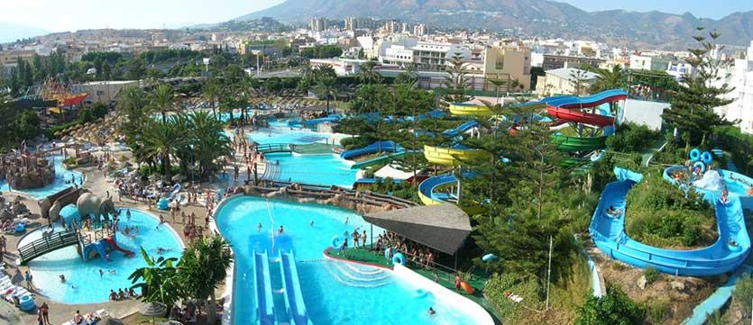 Аквапарк Aquatico Mijas