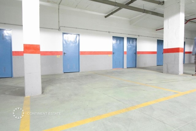Парковка + Кладовка