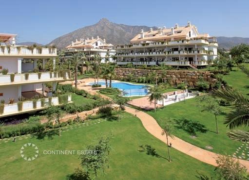 Апартамент на продажу в Испании (Коста-дель-Соль — The Golden Mile)
