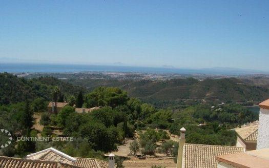 Вилла на продажу в Испании (Коста-дель-Соль — Sierra Blanca Country Club)