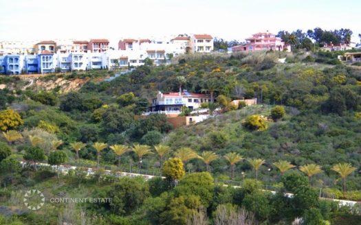 Вилла на продажу в Испании (Коста-дель-Соль — Punta Chullera)