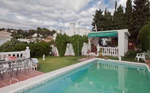 Вилла на продажу в Испании (Коста-дель-Соль — La Sierrezuela)