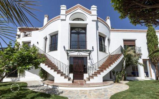 Вилла на продажу в Испании (Коста-дель-Соль — La Quinta Golf)