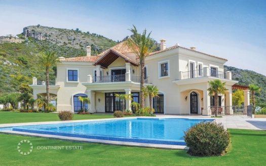 Вилла на продажу в Испании (Коста-дель-Соль — Marbella Club Golf Resort)