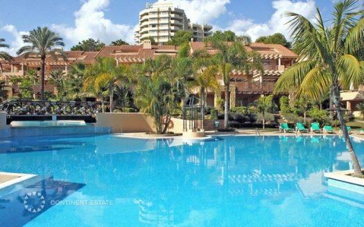 Апартамент на продажу в Испании (Коста-дель-Соль — Golf Río Real)