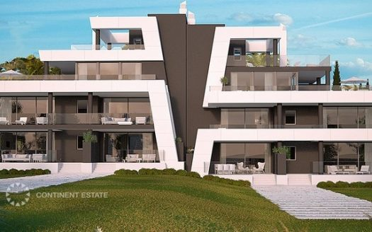 Новые апартаменты на продажу в Испании (Коста-дель-Соль — Cabopino)