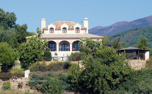 Вилла на продажу в Испании (Коста-дель-Соль — Golf Montemayor)