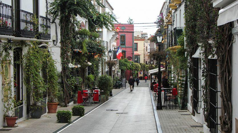 Марбелья (Marbella) – Коста-дель-Соль, Испания