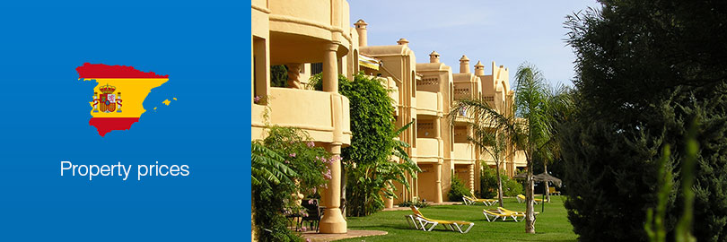 Цены на недвижимость в Испании