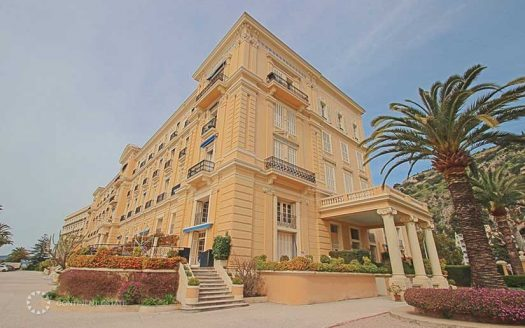 Квартира на продажу рядом с морем в престижной резиденции во Франции (Лазурный Берег — Cap-d'Ail, Eden Palace)