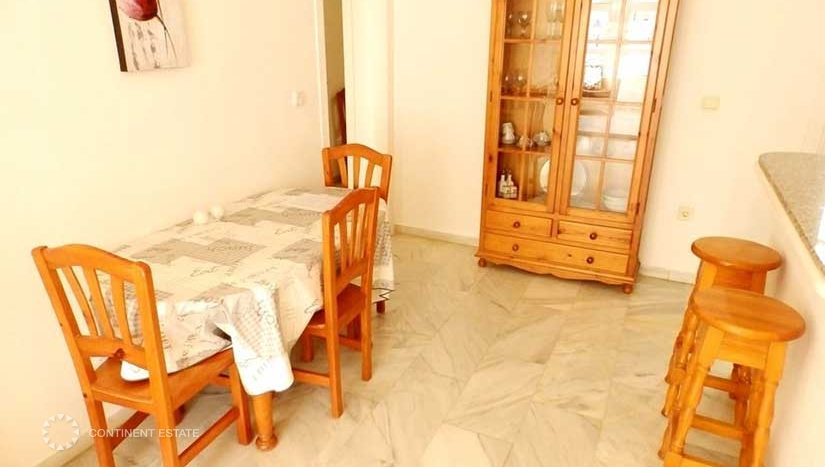 Квартира в Испании на первой линии от моря в аренду (Коста Бланка — Torrevieja)