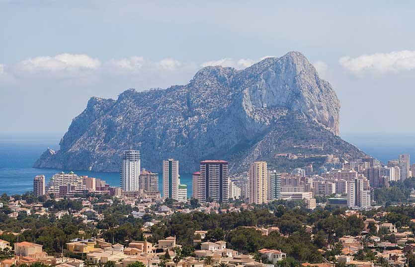 Рынок недвижимости и цены на жилье в Кальпе