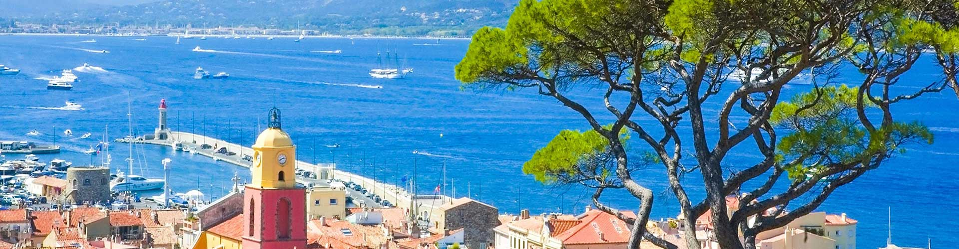Лазурный Берег (Cote d'Azur)