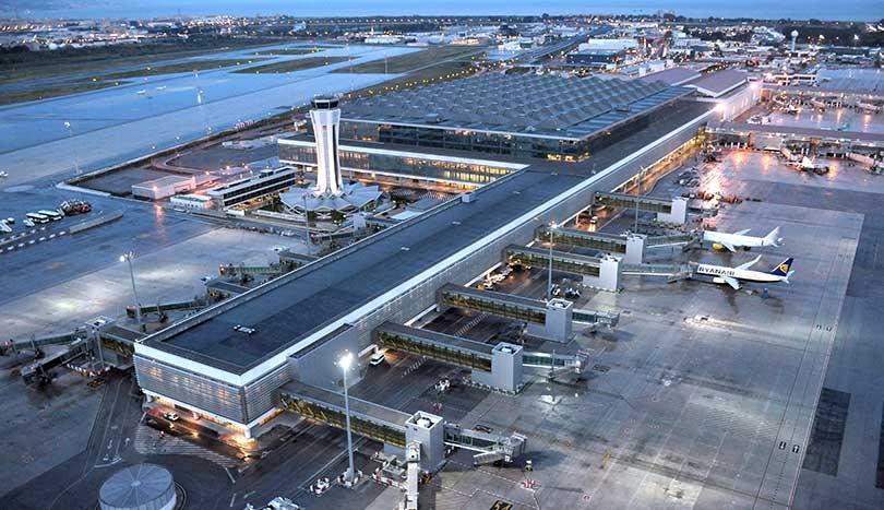 Аэропорт, Малага (Málaga)