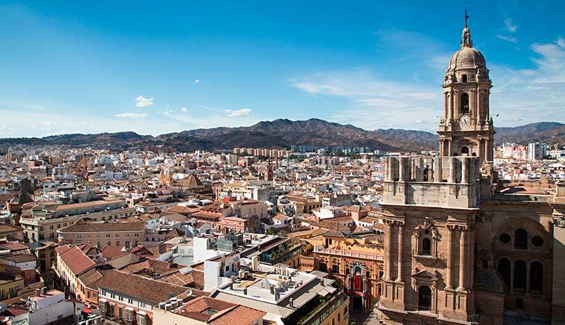 Малага (Málaga) — Андалусия, Испания