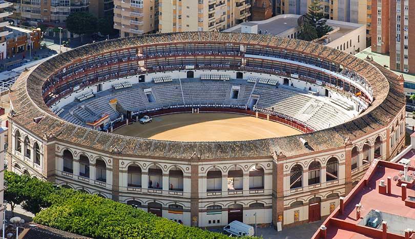 Арена для корриды, Малага (Málaga)
