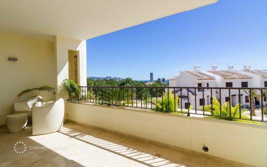 Апартаменты в элитной новостройке на продажу в Испании (Коста Бланка — Benidorm)