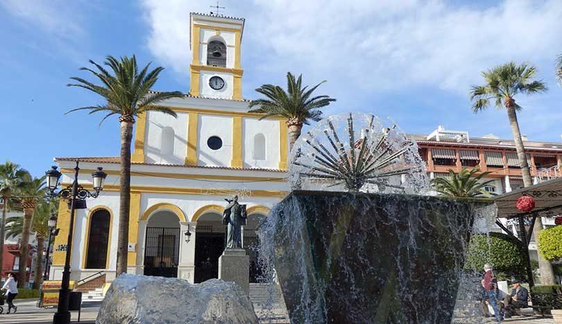 Сан-Педро-де-Алькантара (San Pedro de Alcántara) – Коста-дель-Соль, Испания