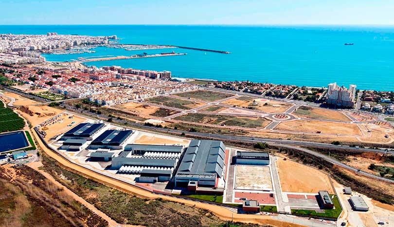 Порт-пристань - Торревьеха (Torrevieja)