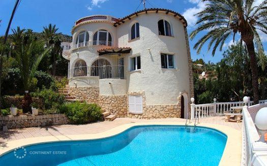 Дом на продажу в Испании (Коста Бланка — Calpe)