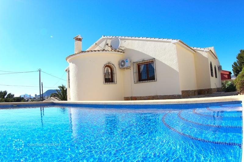 Дома в коста бланка испании цены