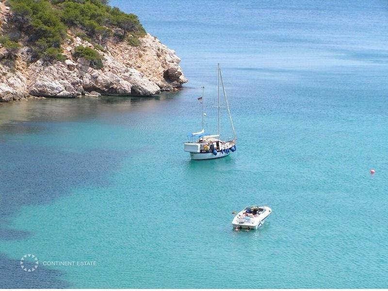 Яхта в испании коста бланка недвижимость