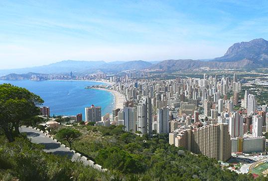 Недвижимость на Коста Бланка (Испания)