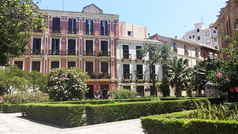 Недвижимость в Малаге