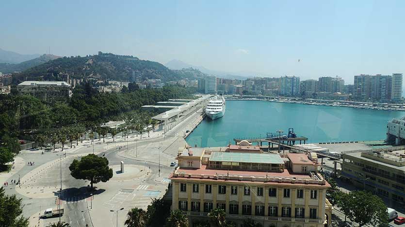 Морской порт, Малага (Málaga)