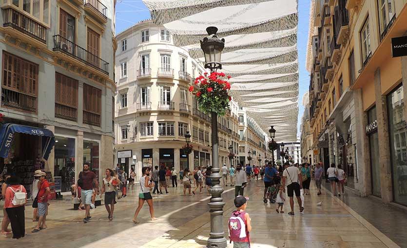 Магазины и бутики, Малага (Málaga)