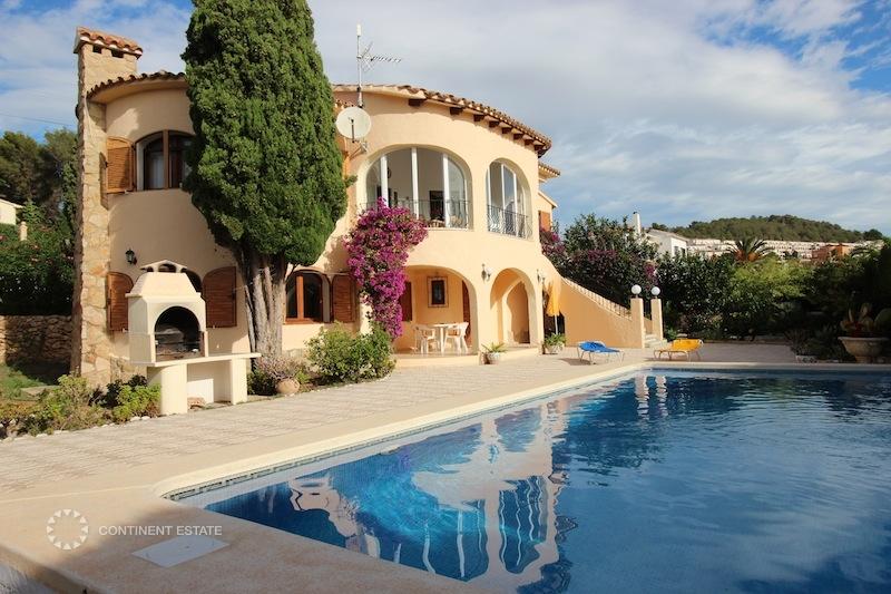 Элитная недвижимость в испании на коста бланке