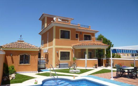 Особняк на продажу в Испании (Коста Бланка — Villamartin)