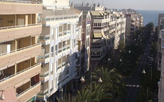 Пентхаус с видом на море на продажу в Испании (Коста Бланка — Torrevieja)