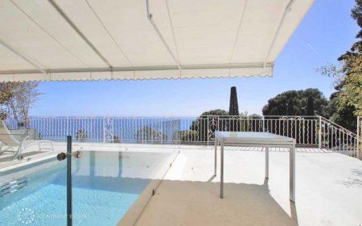 Элитный особняк рядом с Монако во Франции (Лазурный Берег — Cap-d'Ail)