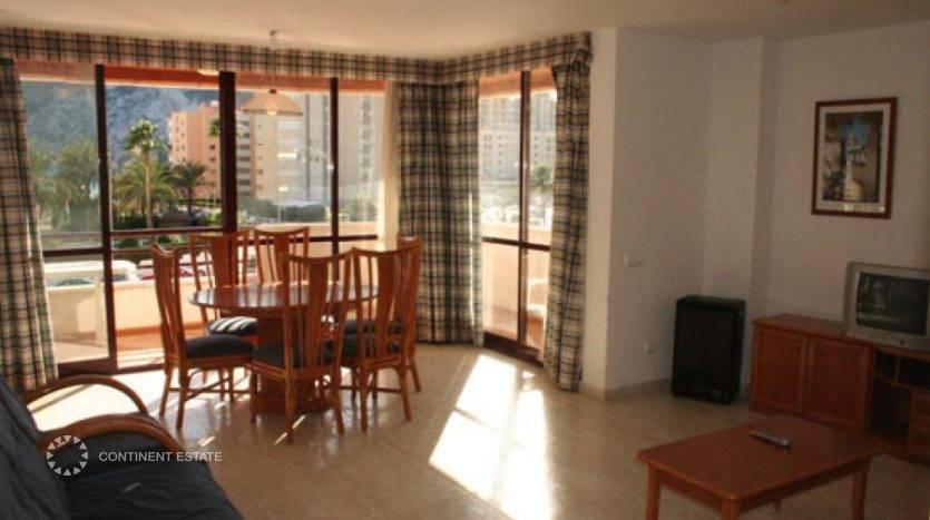 Апартамент в новостройке на продажу в Испании (Побережье Коста Бланка, Кальпе — Calpe)