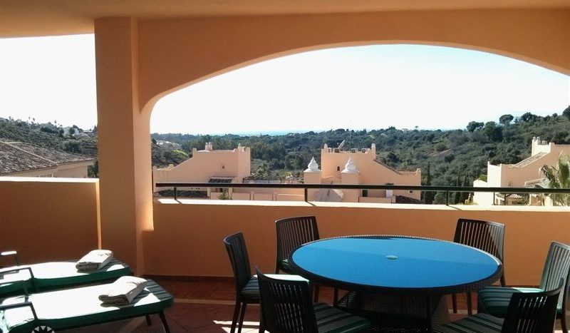 Просторный апартамент в аренду в Испании (Коста-дель-Соль — Marbella)
