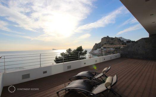 Апартамент класса люкс рядом с морем в аренду в Испании (Коста Бланка — Benidorm)