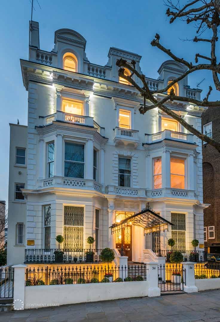 Виллы в великобритании цены квартир в дубае