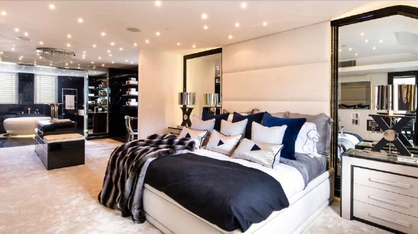 Роскошный дом на продажу в Великобритании (Англия, Лондон — Kensington)