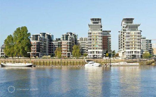 Апартаменты в аренду в Великобритании (Англия, Лондон — Chelsea)