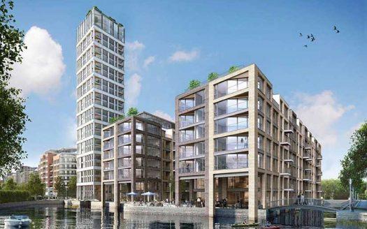 Апартаменты в новостройке на продажу в Великобритании (Англия, Челси — Chelsea Creek)