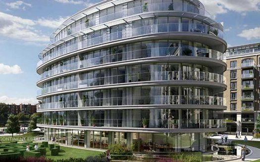 Апартаменты в новостройке на продажу в Великобритании (Англия, Лондон — Fulham Reach)