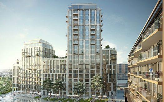 Апартаменты в новостройке на продажу в Великобритании (Англия, Лондон — London Dock)
