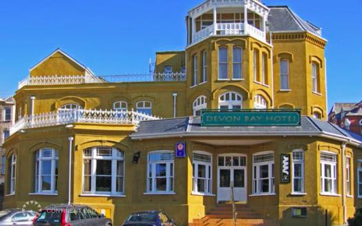 Отельные номера на продажу в Великобритании (Англия, Девоншир, Илфракомб — Отель Devon Bay)