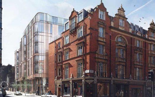 Апартаменты в новостройке на продажу в Великобритании (Англия, Лондон, Мэрилебон — Комплекс Mansions)