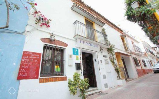 Хостел на продажу в Испании (Коста-дель-Соль — Marbella)