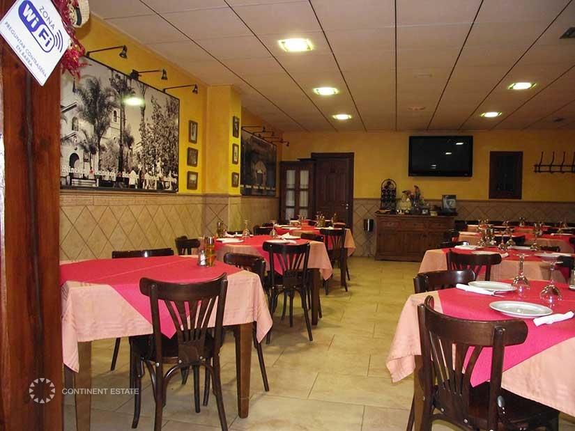 Ресторан калинка торревьеха недвижимость