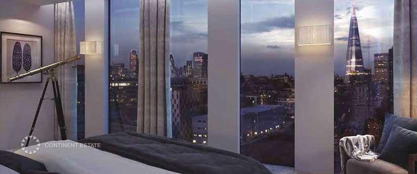 Апартаменты в новостройке на продажу в Великобритании (Англия, Лондон, Вестминстер — Комплекс Westminster Quarter)