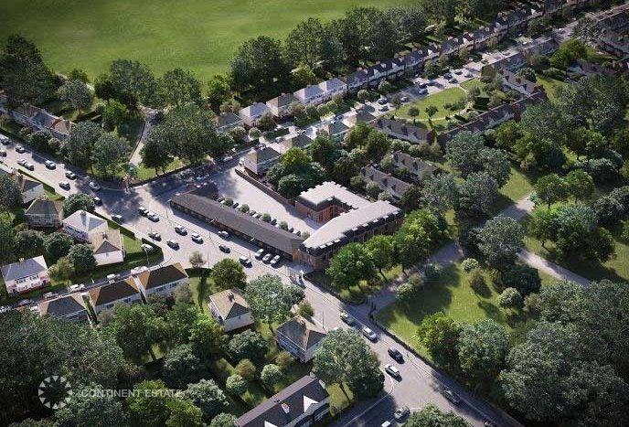 Студенческие апартаменты в новостройке на продажу в Великобритании (Англия, Лондон — Комплекс The Cube)