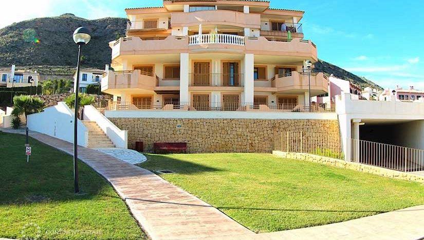 Квартира в испании в бенидорме